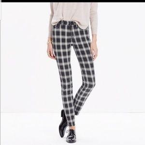 Madewell High Riser Skinny Pants Size 28 EUC